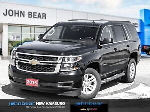 2016 Chevrolet Tahoe LS - MANAGER'S SPECIAL!!