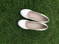 Bride/bridesmaid shoes s5