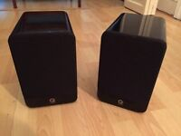 Q Acoustics 2010 Award Winning Stand Mount Speakers - good condition and perfect working order