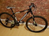 "Cannondale Trail 7 29er. 2014 RRP £470.19"" Mountain Bike. Great Condition. Disc Brakes."