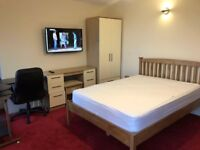 Students rooms at 297 Oystermouth Road