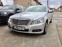 2011 | Mercedes-Benz E Class 2.1 E220 CDI BlueEFFICIENCY SE Edition 125 | Automatic | SatNave |