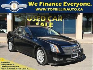 2011 Cadillac CTS 3.0L Only 63,000 Kms