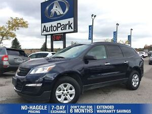 2016 Chevrolet Traverse LS | Rear View Camera | Bluetooth | LOW