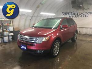 2008 Ford Edge LIMITED*AWD*PANO ROOF*LEATHER*HANDSFREE*POWER LIF Kitchener / Waterloo Kitchener Area image 1