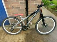Specialized P2 dirt jump/Mountain bike