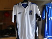 3 EVERTON FC TOPS AS NEW CONDITION £20 THE LOT !