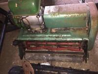 Old Cylinder mower