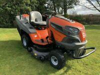 Husqvarna TC242TX Ride on Lawnmower Mower