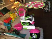 Smart Trike Kids Bike / Tricycle West Hampstead Used once