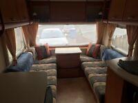 Bailey Ranger 500/6 caravan