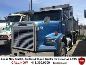 1992 Freightliner FLD 112 Dump Truck