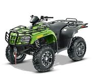 2014 Arctic Cat 4X4-550 Limited