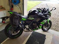 Kawasaki, Ninja 650 KRT, 2017, 649 (cc)