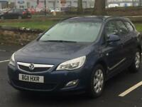 VAUXHALL ASTRA ESTATE 2011 (11 REG)*£3299*DIESEL*FULL SERVICE HISTORY*PX WELCOME*DELIVERY