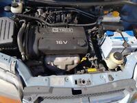 2006 (56) Chevrolet Kalos