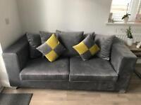 3 seater sofa like new