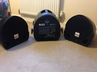 Alto 350w PA system / speaker system
