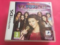 Victorious DS game