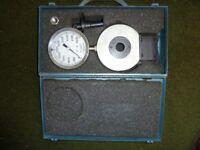Skidmore Bolt Tester Model 'S' in metal case