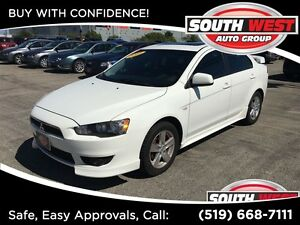 2008 Mitsubishi Lancer ES London Ontario image 1