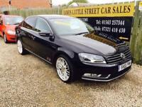Volkswagen Passat 2.0 diesel bluemotion 11 reg 1 owner fsh £30 tax excellent condition