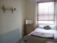 Lovely double bedroom in an amazing flat in Kemptown (single occupancy)