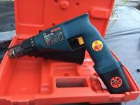 Bosch cordless drill and charger etc