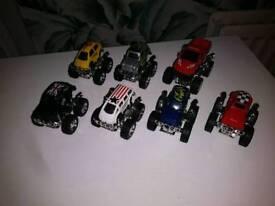Mini monster trucks new