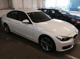 BMW 320d Sport White Diesel Manual 66k miles