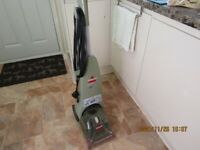 Quick Clean Bissell Carpet Cleaner