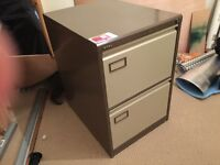 Two drawer high quality metal filing cabinet