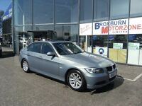 2005 55 BMW 3 SERIES 2.0 320I SE 4d 148 BHP FREE 12 MONTHS MOT **** GUARANTEED FINANCE ****