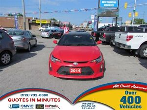 2014 Scion tC   ONE OWNER   LEATHER   ROOF