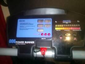Professional running machine