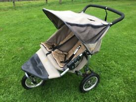 Out n About Double Buggy, 360 Nipper