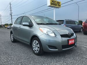 2010 Toyota Yaris 4-door Sedan 4A