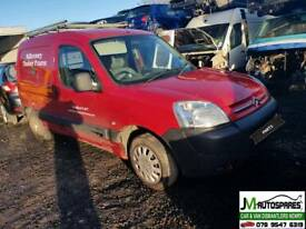 05 Citroen Berlingo ***BREAKING ALL PARTS AVAILABLE ONLY