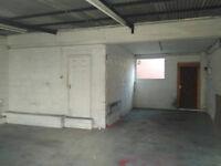 Workshop/Garage Unit to Rent