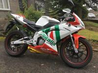 Aprilia Rs50 2011 Max Biaggi ltd edition