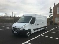 2011 59K MILES DONE RENAULT MASTER LM35 2.3 DCI 100 BHP 6 SPEED MOT TILL 11/2018 GOOD RUNNER !!!