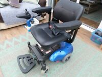 Care Co Easy Go Electric Power Chair