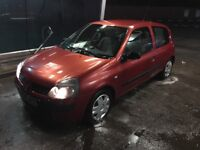 Renault Clio 1.5 dci 2006 85k (£30 road tax) £799