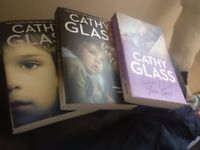 Three Cathy Glass books Great Condition