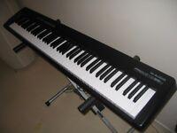 m-audio prokeys88sx keyboard