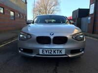 BMW 1 Series 2.0 120d 5dr Silver 39K Mileage Part Ex Welcome