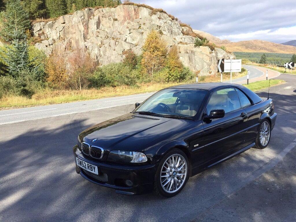 BMW 330Ci Convertible - Hard Top - Manual - MOT Jan 2018