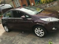 2009 FORD FIESTA ZETEC 1.4 TDCI,MANUAL,DIESEL,5 DOORS,MOT JULY 18