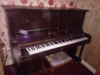 Free Spencer London Piano in good condition