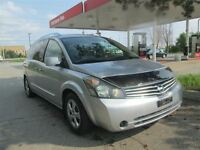 2007 Nissan Quest 3.5 S** DVD** CERT & 3 YEARS WARRANTY INCLUDED